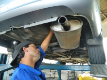 Car Exhaust / Muffler Services