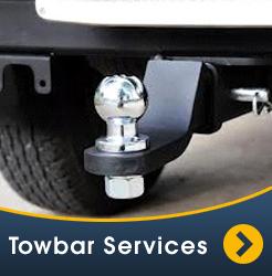 Towbar Installation, Fitting & Custom Fabrication