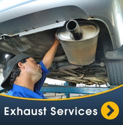 Exhaust / Muffler Installation, Fitting and Custom Design